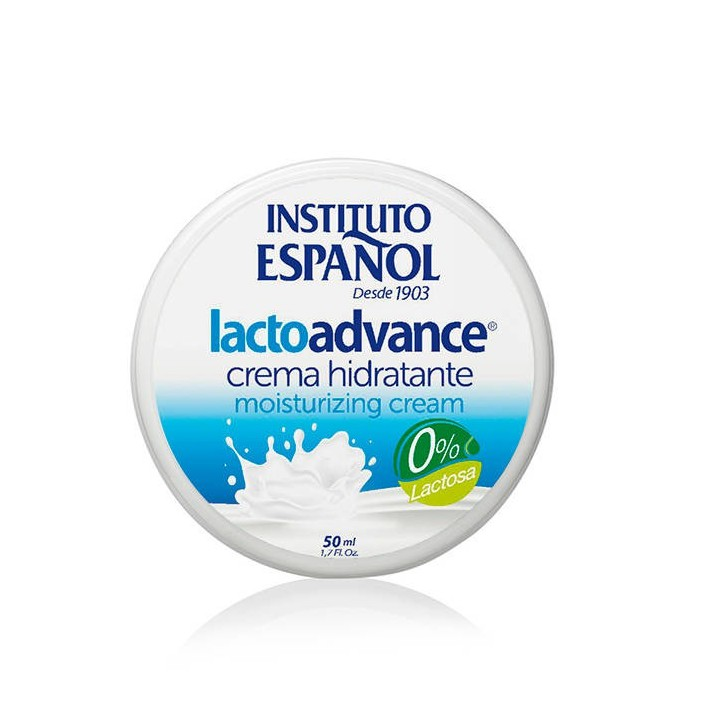 INSTITUTO ESPANOL Lacto Advance Krem...