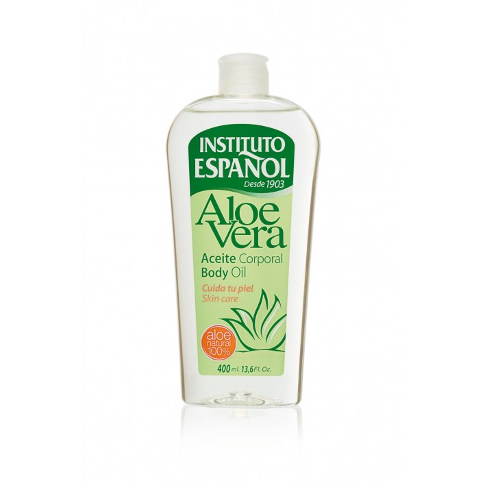 INSTITUTO ESPANOL ALOE VERA olejek do...